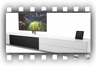 Spectral audio furniture